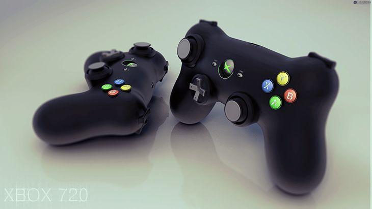 Xbox 720 Controller Concept by Carlos Fernandes ...   730 x 411 jpeg 54kB