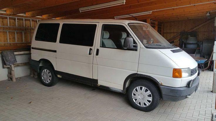 Volkswagen T4 Caravelle 2.4d AHK 2.5T Voll verkleidet 7 Sitze   Check more at https://0nlineshop.de/volkswagen-t4-caravelle-2-4d-ahk-2-5t-voll-verkleidet-7-sitze/