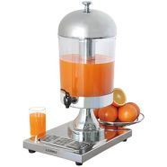 Juice Dispenser. • Holds 8 Litres • Central tube for ice • Finished in stainless steel It can be used for every type of drink you want. Order at +353 (1) 687 5066