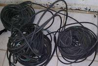 O Palhetas na Foz: Furtaram 4 rolos de cabo elétrico de empresa da Fi...