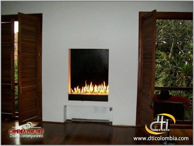 http://www.dticolombia.com/chimeneas-a-gas/promociones-en-chimeneas Diseño, Servicio Técnico e Instalación en Chimeneas a Gas No Ventiladas o Vent Free en Bogotá. D.T.I. Colombia. Tel : (57-1) 8052257 - 8052269