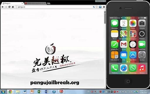 jailbreak iOS7.1