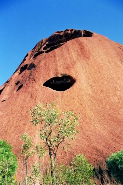 Ayers Rock what an amazing place to be