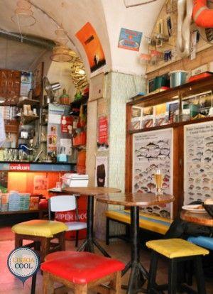 Bar Sol e Pesca - Lisboa