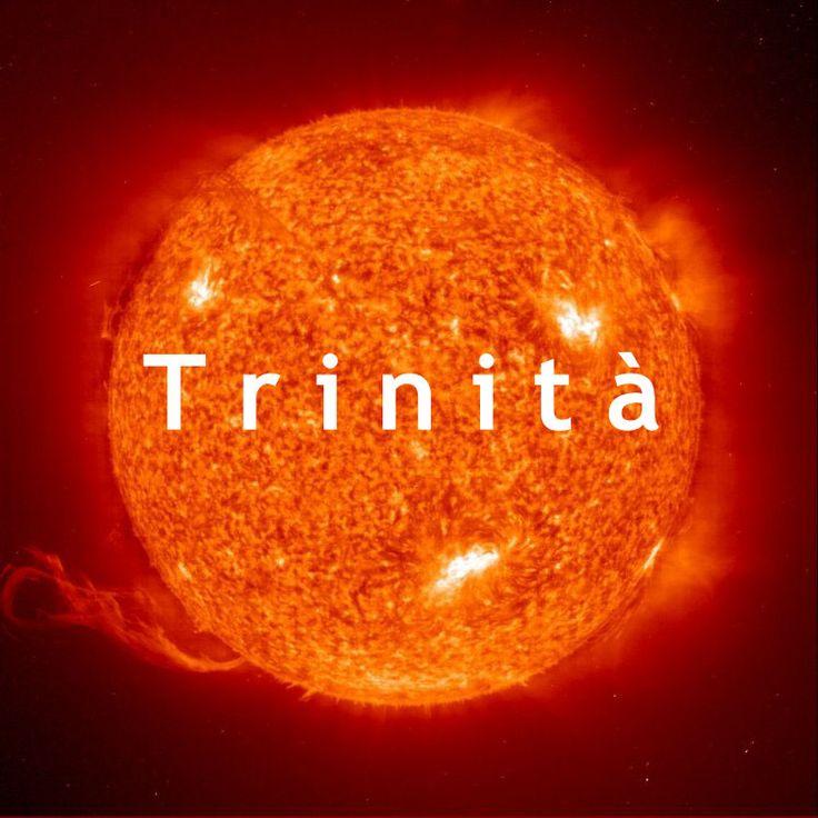 Articolo sulla Trinità