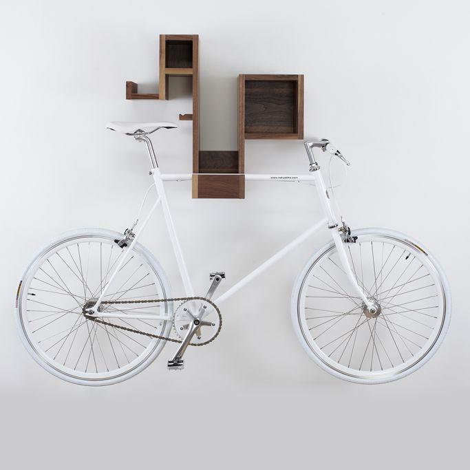 67 besten fahrrad wandhalterungen bilder auf pinterest. Black Bedroom Furniture Sets. Home Design Ideas