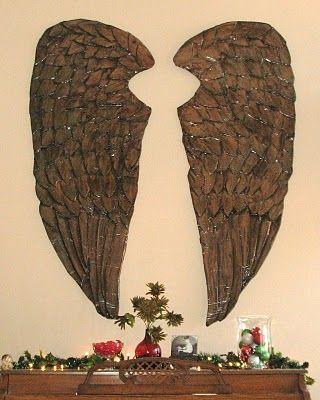 Crafty Butt: PB knock-off angel wings tutorial
