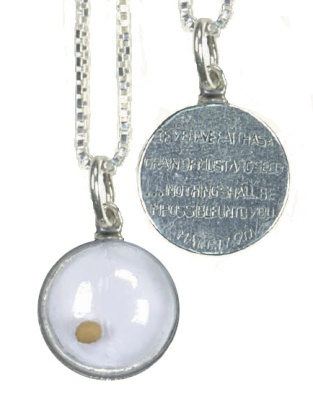 46 best mustard seed jewelry images on pinterest mustard seed necklace aloadofball Image collections