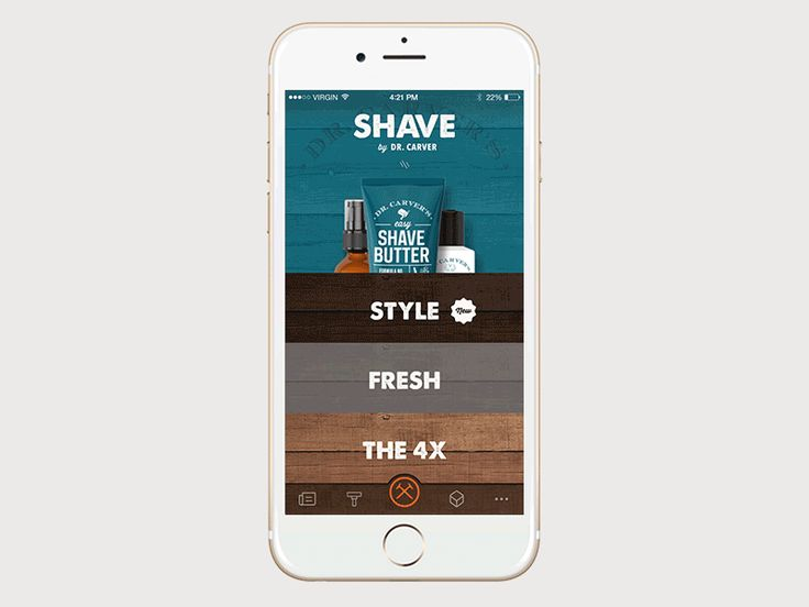 Dollar Shave Club - Storefront