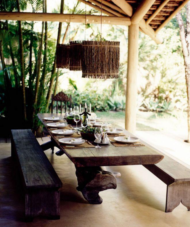 Exotic - Uxua Casa Hotel, Brésil.