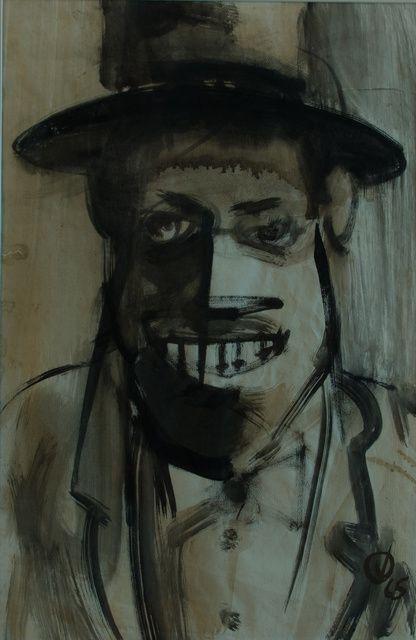Michael Bowen | The Mexican (ca. 1965) | Artsy