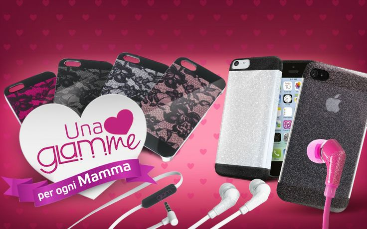 Per la #FESTAdellaMAMMA regala #GLAMme by #CELLY >>> WWW.CELLY.COM