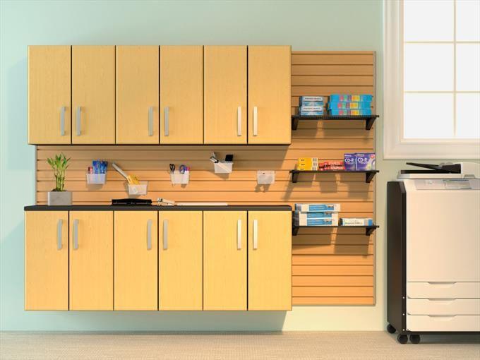 Flowwall Garage Wall Shelves Modular Storage Cabinet