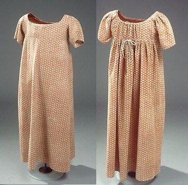 How to make a Basic Regency Girl's Dress