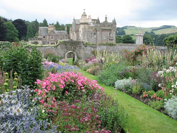 Beautiful English Flower Garden 105 best garden displays images on pinterest | landscaping, nature