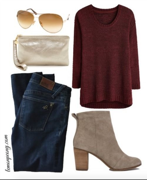 Valentines Day Outfit | Cute and Casual Style Trends!