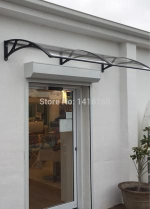 DS100200-A,Free Shipping,easy to install aluminum bracket house awning,carry heavy snow and block strong sun house awning