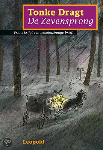 De Zevensprong - Een van mijn favoriete jeugdboeken