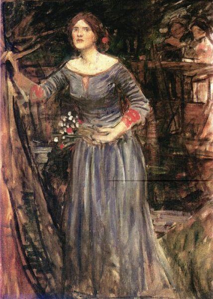 100 best John William Waterhouse 1849 1917 images on Pinterest