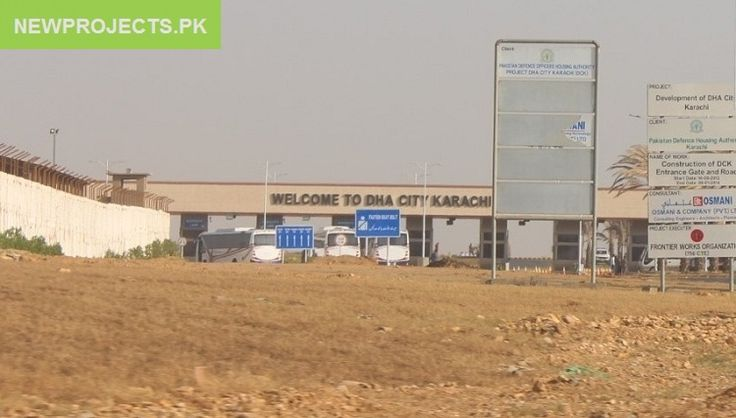 DHA CITY KARACHI NEW PLOTS BOOKING LAUNCHED
