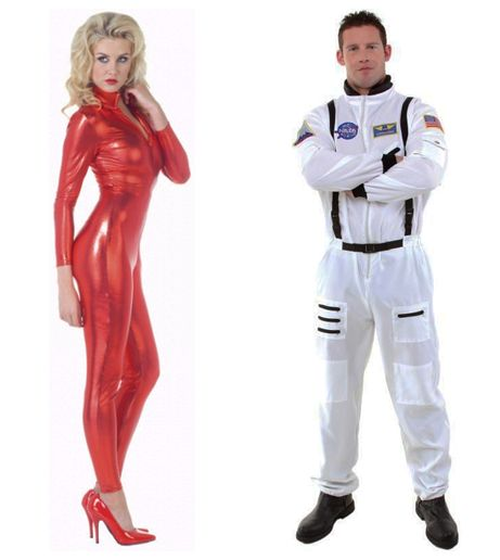 Couples Costume Idea: Britney Spears Oops I Did It Again Music Video