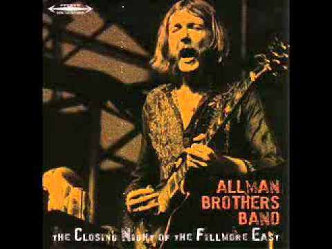 Greatest Southern - and perhaps even beyond - band of all time:  Allman Brothers Live at the Fillmore East - One Way Out