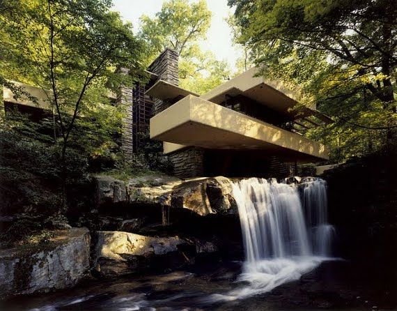 Frank Lloyd Wright's Fallingwater: a more Intimate Experience – Frank Lloyd Wright's most iconic, and easily most popular home will now be available to select groups of overnight guests.
