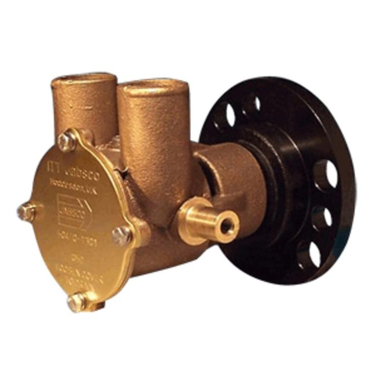 Jabsco Engine Cooling Pump - Flange Mount - 1-1/4 Pump
