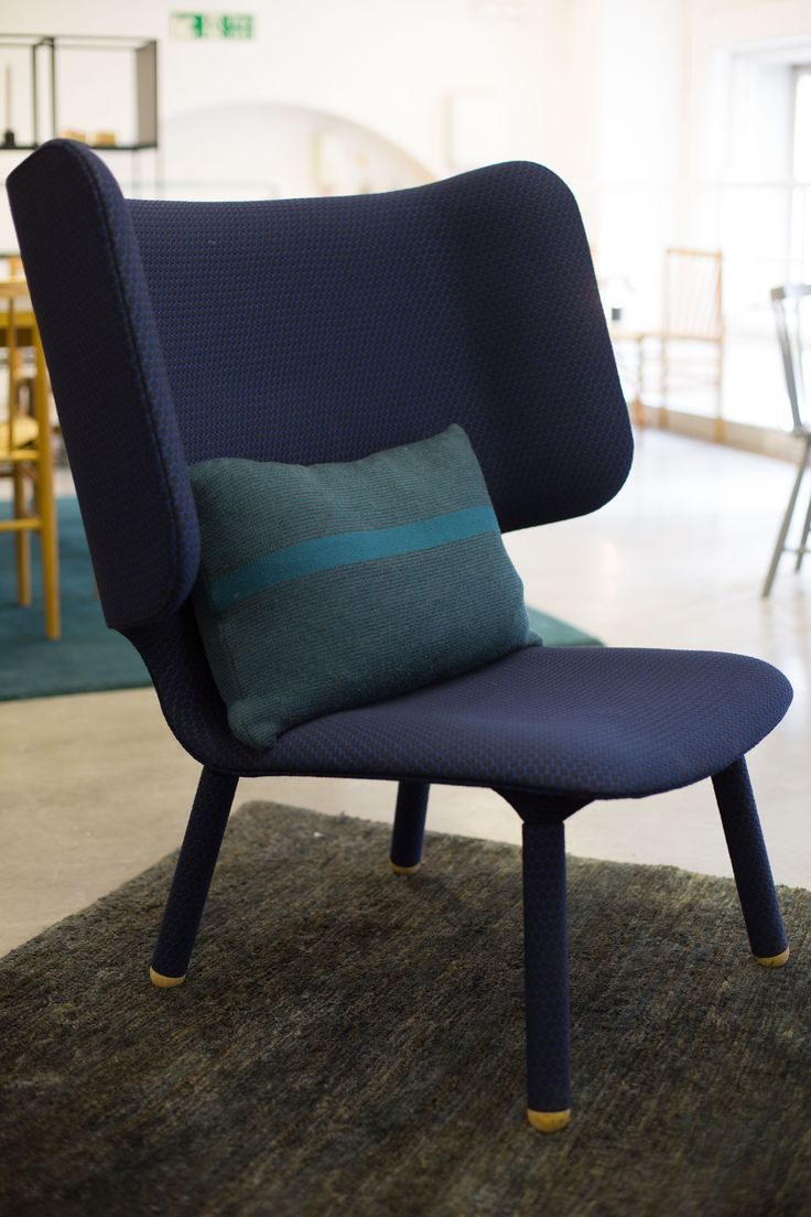 Tembo Lounge chair, Icons of Denmark at Designjunction 2015