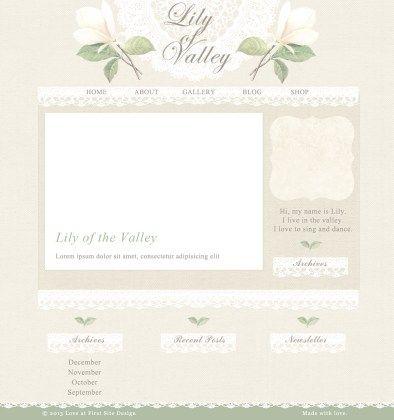 9 best web design by love at first sight design images on pinterest website designs. Black Bedroom Furniture Sets. Home Design Ideas