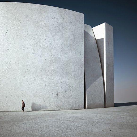 design-dautore.com: La solitudine è un'architettura algida