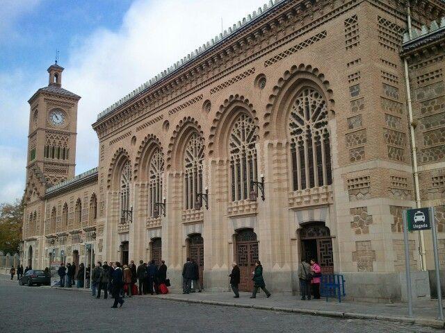 トレド駅/Toledo station @Spain