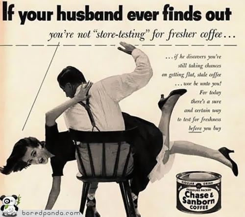 Vintage ads.... Madre mía!
