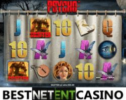 Play for free the Psycho video slot by NYX