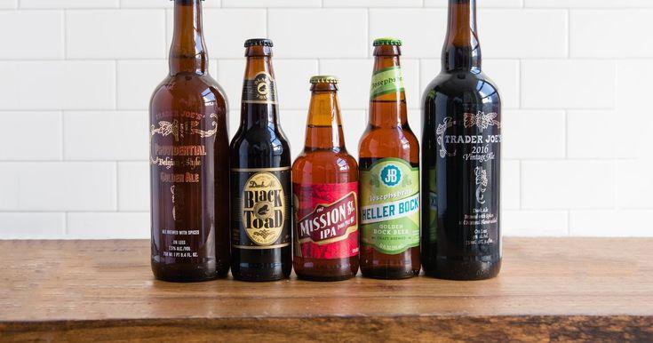 Best Trader Joe's Beer List: IPAs, Ales & Hefeweizen - Thrillist
