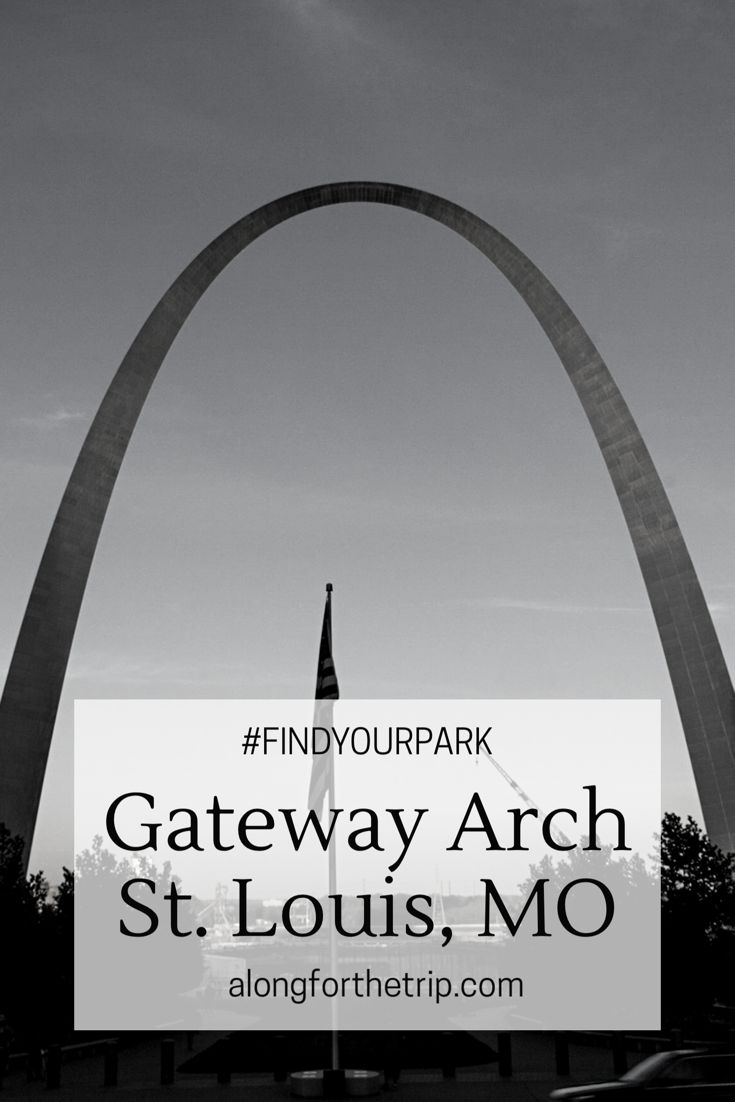 Visiting the Gateway Arch with kids is a great way to spend the day in St. Louis. The park is easy to get to, and with one of the best views in all of st. Louis, you can't go wrong! #FindYourPark at America's tallest National Monument! | #EveryKidinaPark