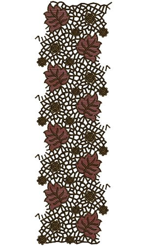9423 All Over Embroidery Design