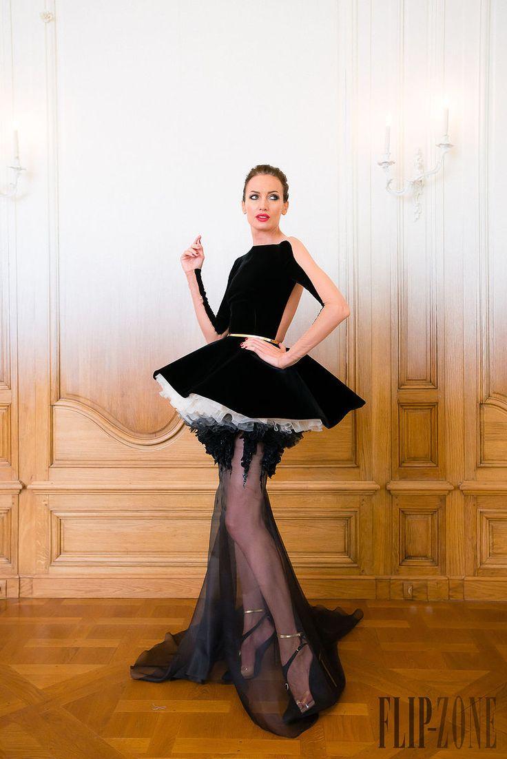 Стефан Роллан [Stéphane Rolland] Осень-Зима 2014-2015 - От кутюр - http://www.flip-zone.ru.com/fashion/couture-1/fashion-houses/stephane-rolland-4810