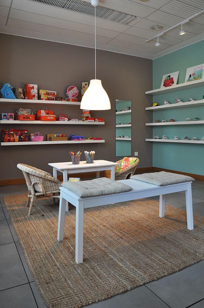 Designed by Latidos. Tienda de ropa y complementos para Kulunka. #kulunka #tienda #niños