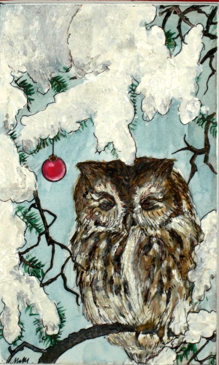 540 Best Wise Old Owl Art Images On Pinterest Barn Owls
