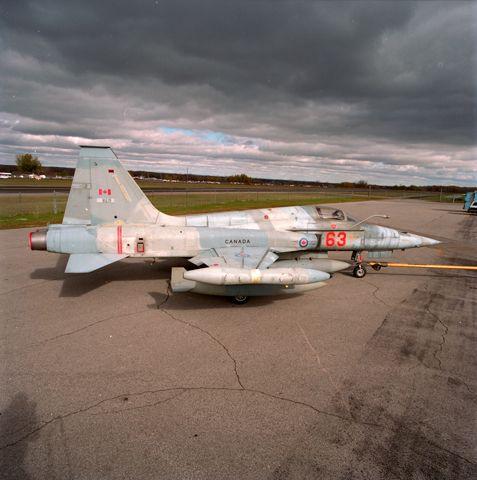 Canadair CF-116 (CF-5A) (CASM-33219)