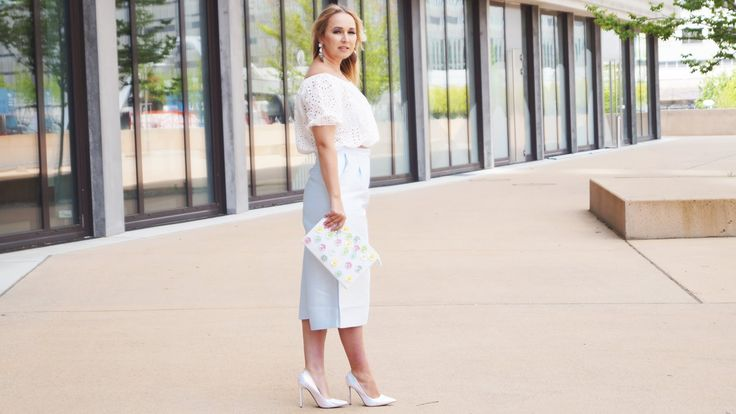 LOOK: High shine of fashion Blogger