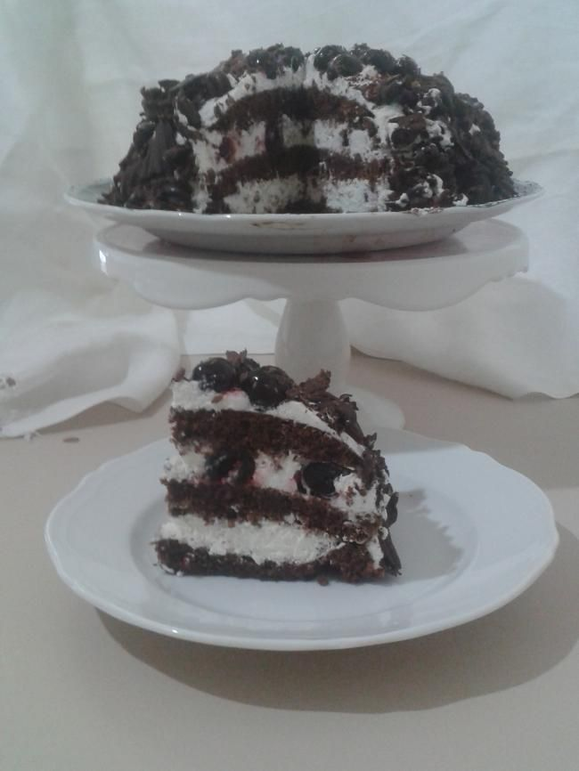 Recipe here:    http://sweetsrecipesfromtheworld.blogspot.it/2014/05/schwarzwalder-kirschtorte-black-forest.html