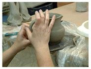 Chambers Pottery classes