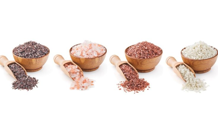 Four Unique Salts That Can Actually Improve Your Health