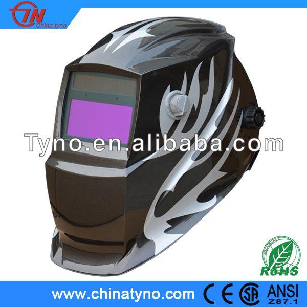 CE en379 high quality custom welding helmet safety helmet