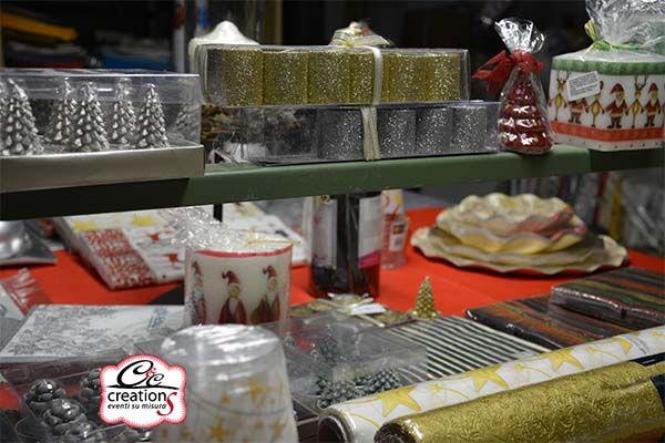 candele-segnaposto-tealight-oro-argento-C&C Creations-Store Tanta scelta per decorare tutte le feste di Natale con candele originali.