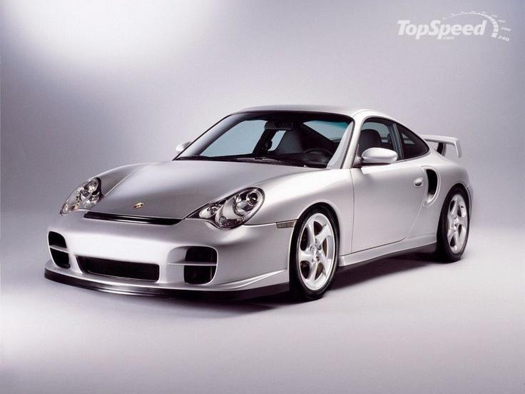 2001 Porsche 911 GT2 (Type 996)