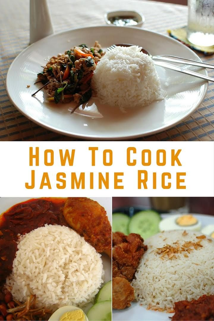 How to cook Jasmine rice in a rice cooker : You will see some of the starch coming out of this (it will make the water turn slightly milky), this is only the first step. The second step is to grab a fist full of rice and squeeze them and forcibly work the rice through your fingers so that they rub together http://www.twokitchenjunkies.com/how-to-cook-jasmine-rice-in-a-rice-cooker/