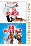 Dr. Dolittle/Dr. Dolittle 2 [DVD]